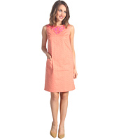 Donna Morgan - Cambrie - Embellished Cotton Jacquard Dress