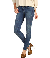 James Jeans - Moto Low-Rise Motorcycle Legging in Laguna