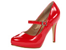 rsvp Spencer Mary Jane (Red Patent)