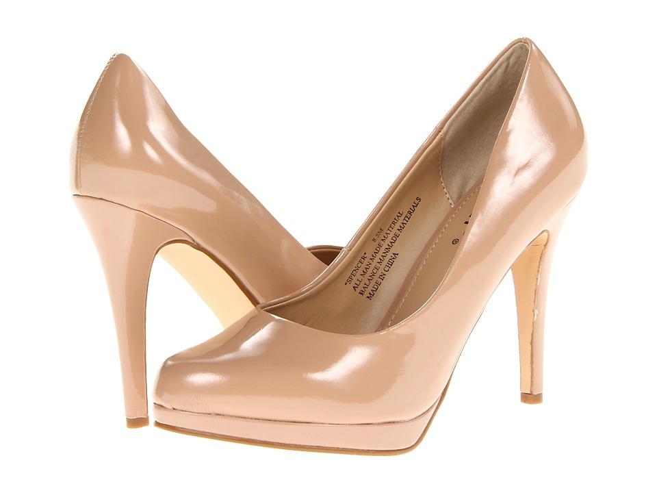 rsvp Spencer (Nude Patent) High Heels