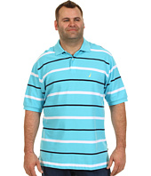 Nautica Big & Tall - Big & Tall Striped Deck Shirt