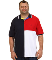 Nautica Big & Tall - Big & Tall Signal Flag Design Polo