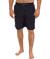 Nautica Big & Tall - Big & Tall Side Stripe Swim Short