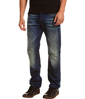 G-Star - 3301 Straight in Carbit Denim Medium Aged