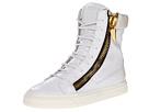 Giuseppe Zanotti - RDW330 47645 LONDON (Jakarta Bianco) - Footwear
