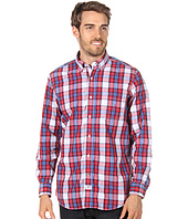 Nautica - Multi Plaid L/S Poplin Shirt