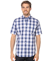 Nautica - S/S Medium Plaid Poplin Shirt