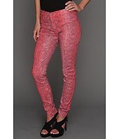 James Jeans - James Twiggy Skin in Ruby Alligator