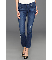 James Jeans - Ritchie Slim Leg Clam Digger in Moody Blue