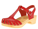 Swedish Hasbeens - Sweet Sandal (Red) Sandal