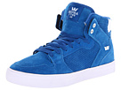 Supra - Vaider (Royal/White/White) - Footwear