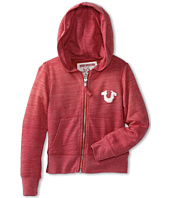 True Religion Kids - Boys' Echo Park Slub Terry Hoodie (Toddler/Little Kids/Big Kids)