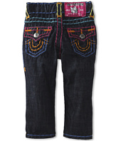 True Religion Kids - Girls' Julie Skinny Multicolor Super T in Body Rinse (Infant)