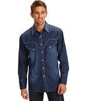 Scully - Whip Stitch Men's Denim Shirt