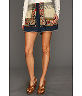 Free People - Scarf Printed Skort