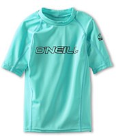 O'Neill Kids - Youth Basic Skins S/S Crew (Little Kids/Big Kids)