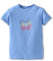 O'Neill Kids - Girls Skins S/S Rash Tee (Little Kids/Big Kids)