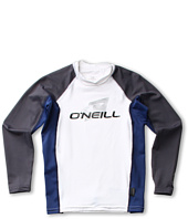 O'Neill Kids - Youth Skins L/S Crew (Little Kids/Big Kids)