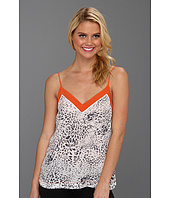 P.J. Salvage - PJ Luxe Orange Pop Silk CDC Sleep Cami