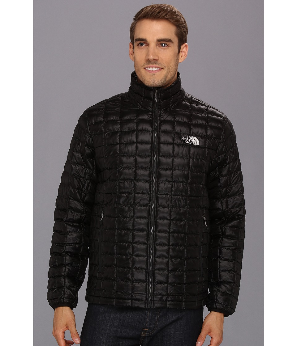 The North Face - ThermoBall Full Zip Jacket (TNF Black) Men