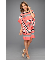 Ivy & Blu Maggy Boutique - Striped Batwing Dress
