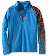Spyder Kids - Boys' Linear Web - Dry W.E.B.™ T-Neck F13 (Big Kids)