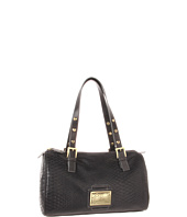 XOXO - Golden Girl Python Satchel