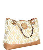 XOXO - Gold Digger Print Double Handle