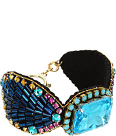 Ayana Designs - Multi Blue Leaf Bracelet