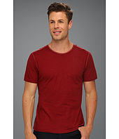 John Varvatos Collection - Reverse Print S/S Tee