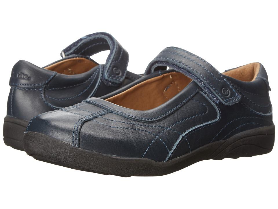 Stride Rite Claire (Toddler/Little Kid/Big Kid) (Navy) Girls Shoes