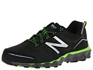 New Balance MT710v2 Black, Green Shoes
