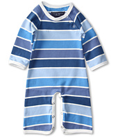 Toobydoo - Signature LS Striped Bootcut Jumpsuit (Infant)