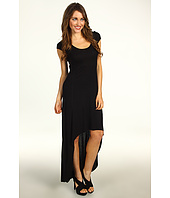 BCBGMAXAZRIA - Donesa Essential Knit Dress with High-Low Hem