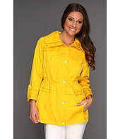Jessica Simpson - Anorak w/ Roll-Up Sleeve