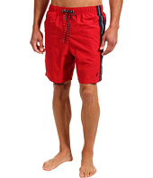 Nautica - Anchor Solid Side Stripe Swim Short