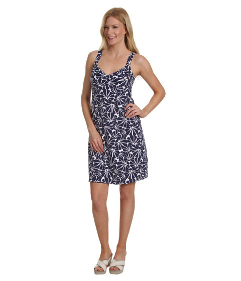 Tommy Bahama - Hibiscus Grove Dress (Deep Space) - Apparel