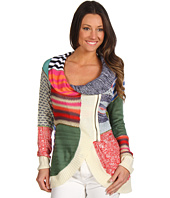 Desigual - Pruit Zip Sweater