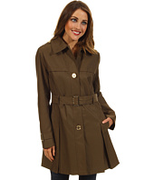 MICHAEL Michael Kors - Single-Breasted Trench M720606P