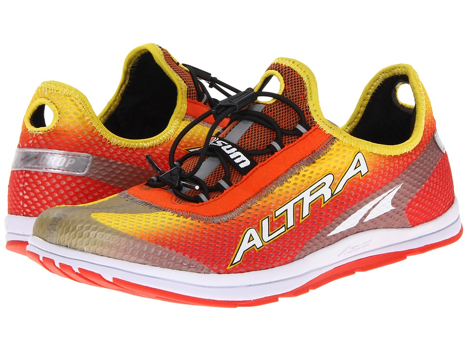 Altra Zero Drop Footwear 3-Sum M (Orange) Men's Running Shoes