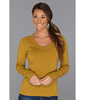 Royal Robbins - Kick Back L/S V-Neck Top