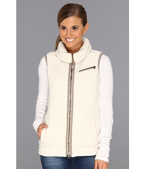 Royal Robbins Snow Wonder Vest (Cr  me) Women's Coat