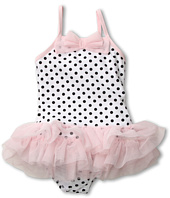 Kate Mack - Ballerina Dots Tank Swimsuit (Toddler)