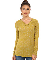 Royal Robbins - Rain Drop Twist Neck L/S Top