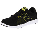 New Balance MX1157 Black, Yellow Shoes