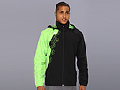 adidas - Predator Woven Jacket (Black/ Ray Green)