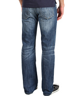 Mek Denim - Brant Straight in Medium Blue