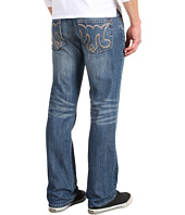 Mek Denim - Carlson Bootcut in Medium Blue