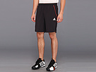 adidas - Adipro Barricade Short (Black/White/Hi-Res Red)