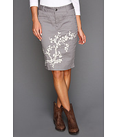 Stetson - Washed Twill Pencil Skirt